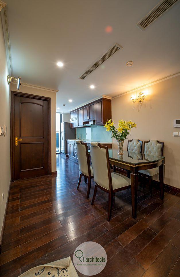 Thiết kế nội thất Chung Cư tại Hà Nội Thiết kế 6 căn hộ mẫu chung cư HC GOLDEN CITY 1589766599 11