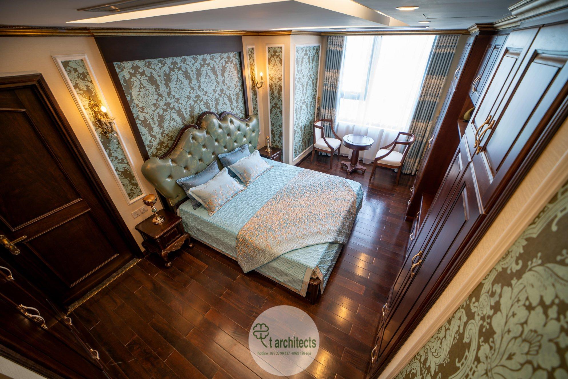 Thiết kế nội thất Chung Cư tại Hà Nội Thiết kế 6 căn hộ mẫu chung cư HC GOLDEN CITY 1589766599 12