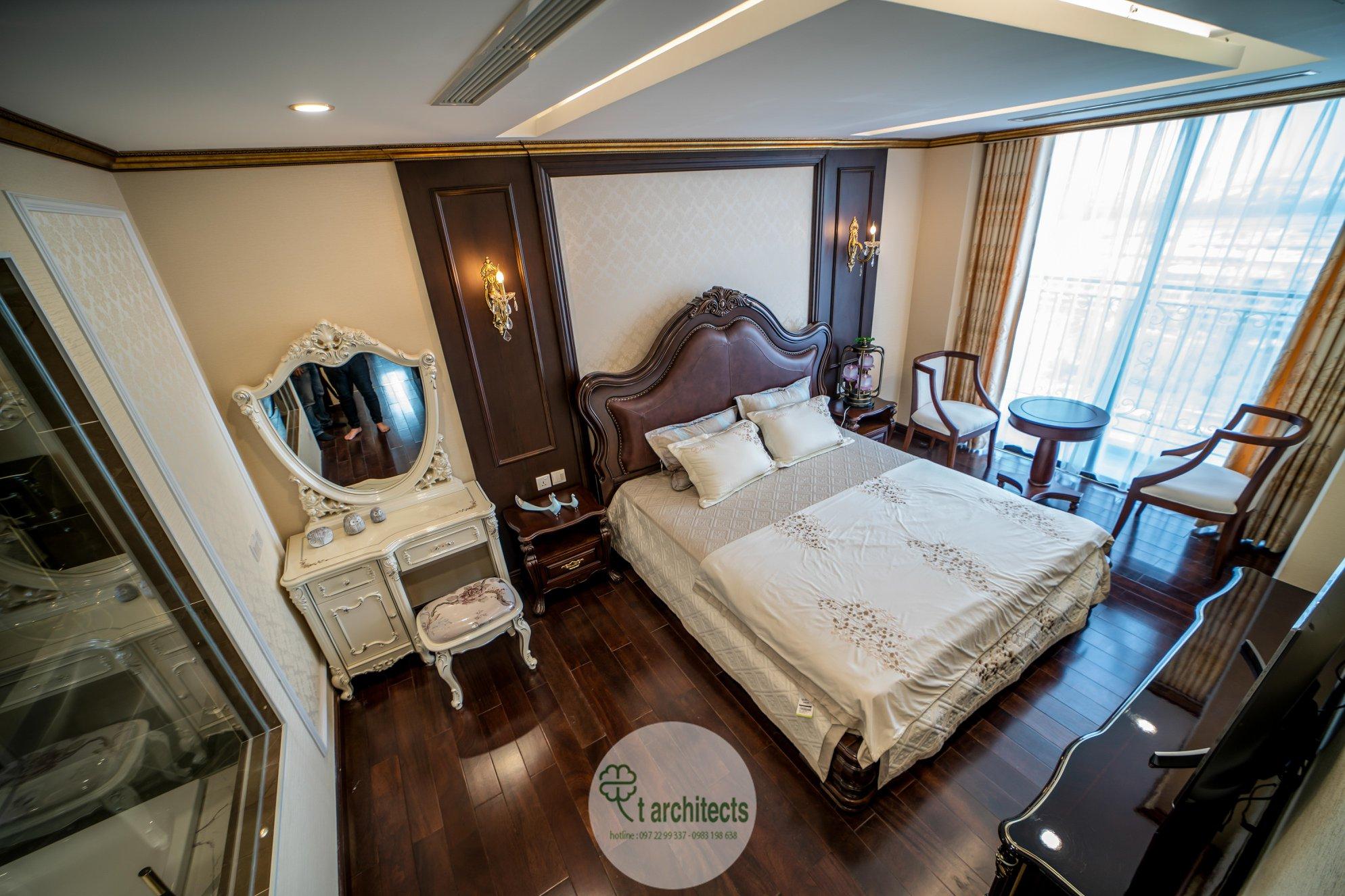 Thiết kế nội thất Chung Cư tại Hà Nội Thiết kế 6 căn hộ mẫu chung cư HC GOLDEN CITY 1589766599 15