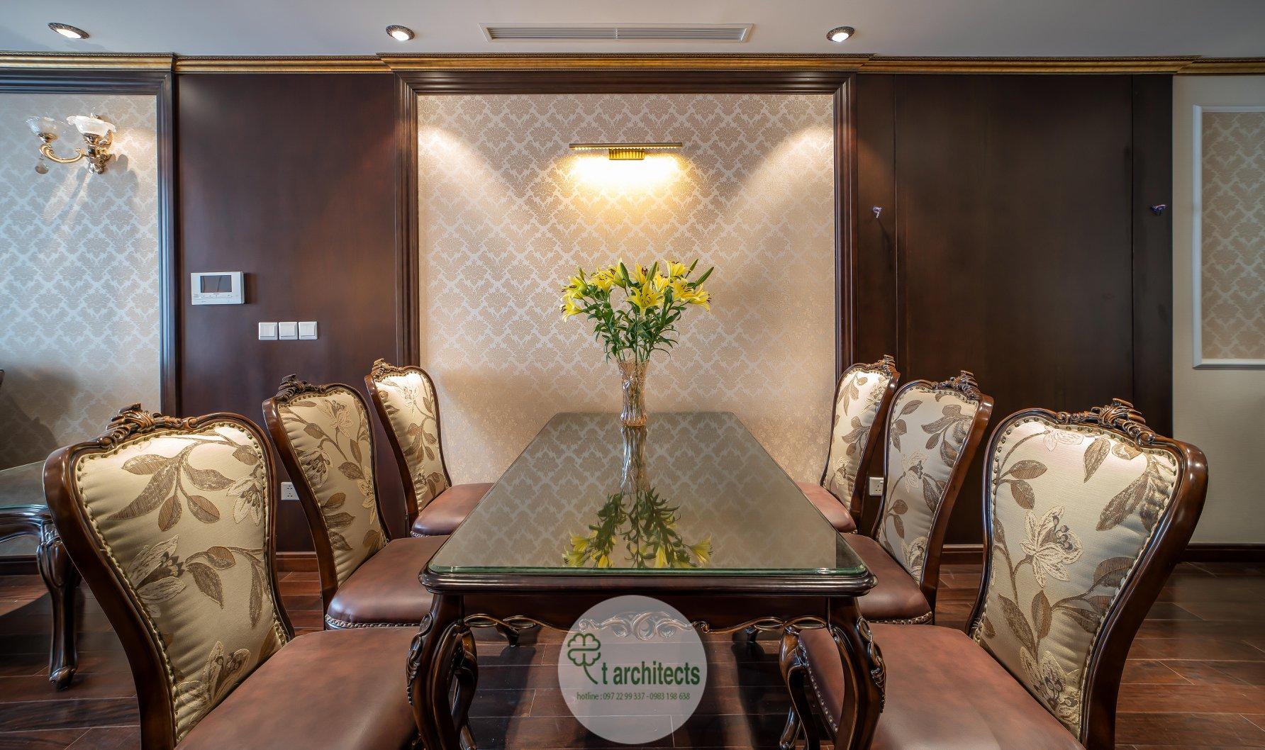 Thiết kế nội thất Chung Cư tại Hà Nội Thiết kế 6 căn hộ mẫu chung cư HC GOLDEN CITY 1589766599 19