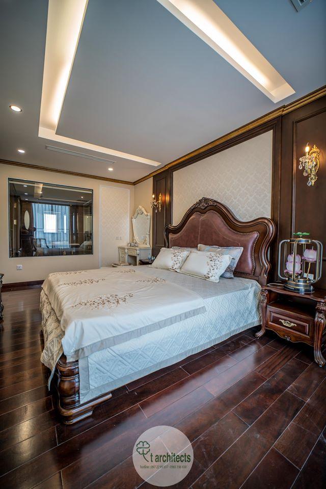 Thiết kế nội thất Chung Cư tại Hà Nội Thiết kế 6 căn hộ mẫu chung cư HC GOLDEN CITY 1589766599 6