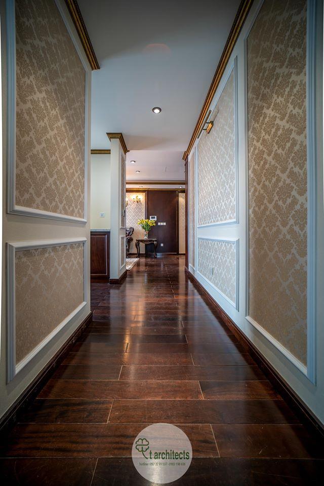 Thiết kế nội thất Chung Cư tại Hà Nội Thiết kế 6 căn hộ mẫu chung cư HC GOLDEN CITY 1589766601 26