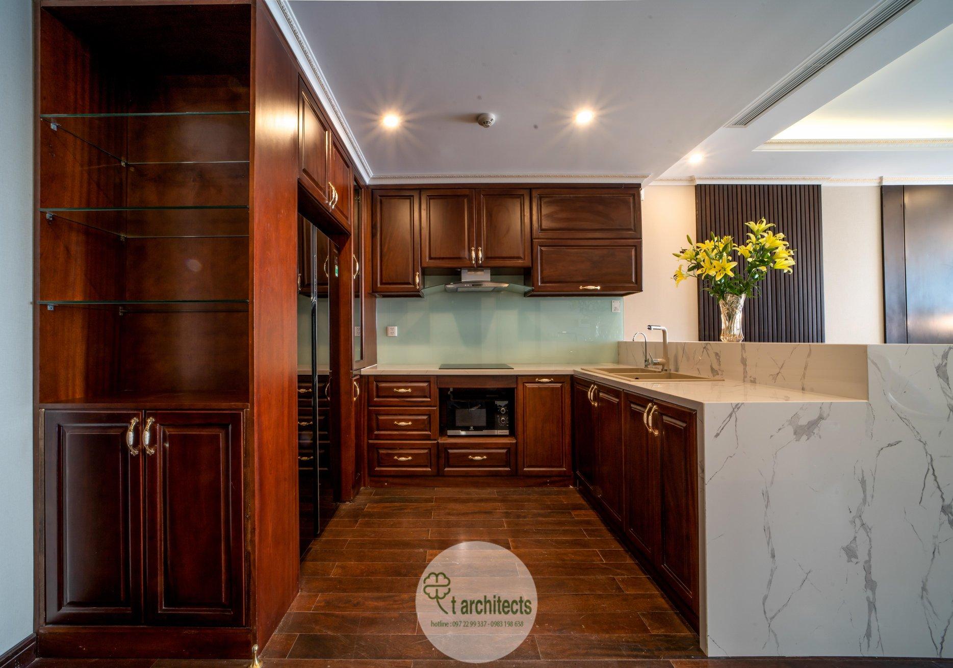 Thiết kế nội thất Chung Cư tại Hà Nội Thiết kế 6 căn hộ mẫu chung cư HC GOLDEN CITY 1589766602 35