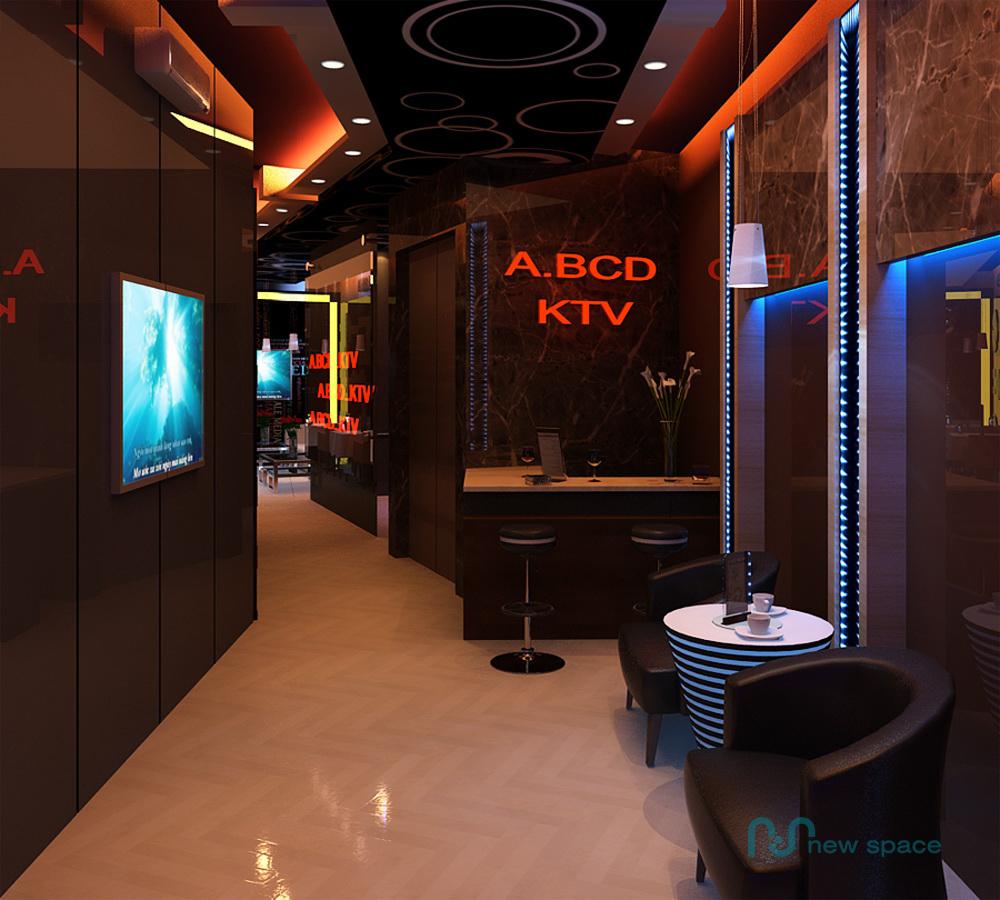 thiết kế nội thất Cafe tại Hồ Chí Minh KARAOKE-CAFE 0 1548663170