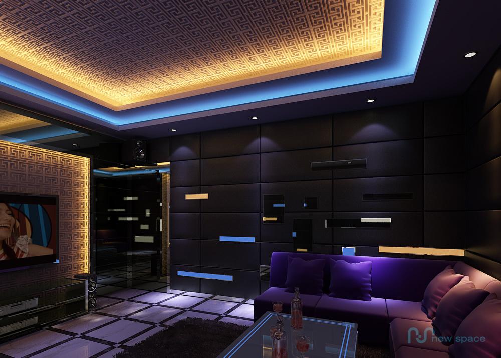 thiết kế nội thất Cafe tại Hồ Chí Minh KARAOKE-CAFE 1 1548663170