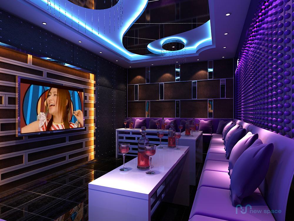 thiết kế nội thất Cafe tại Hồ Chí Minh KARAOKE-CAFE 2 1548663170