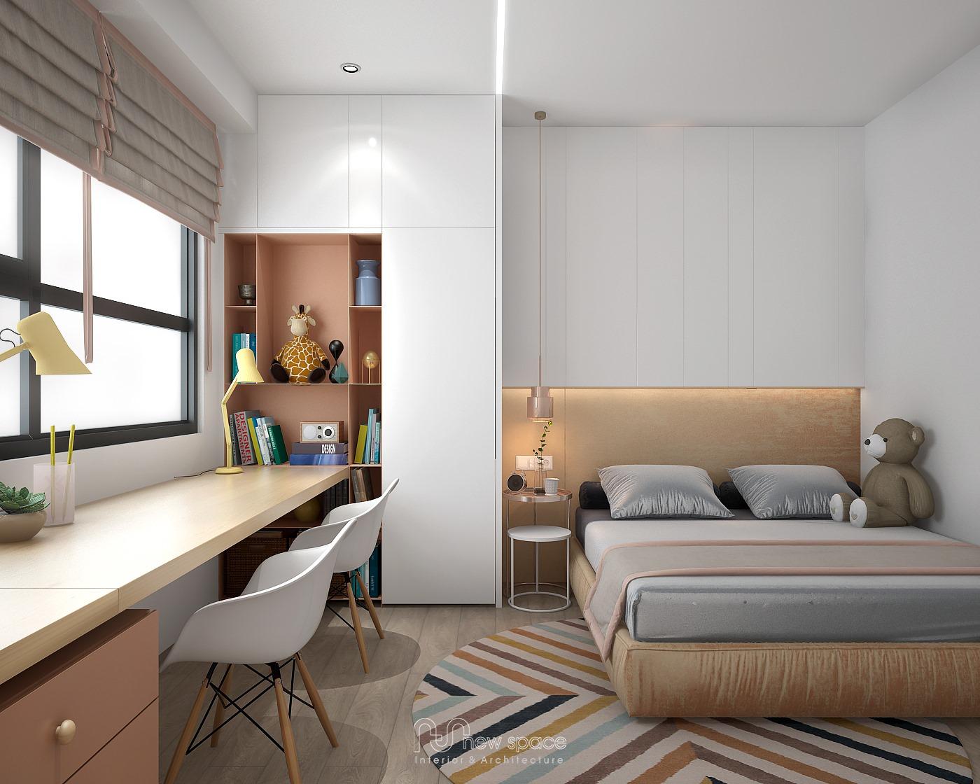 Thiết kế nội thất Chung Cư tại Hà Nội Nội thất hiện đại tại Star city 1586430120 1