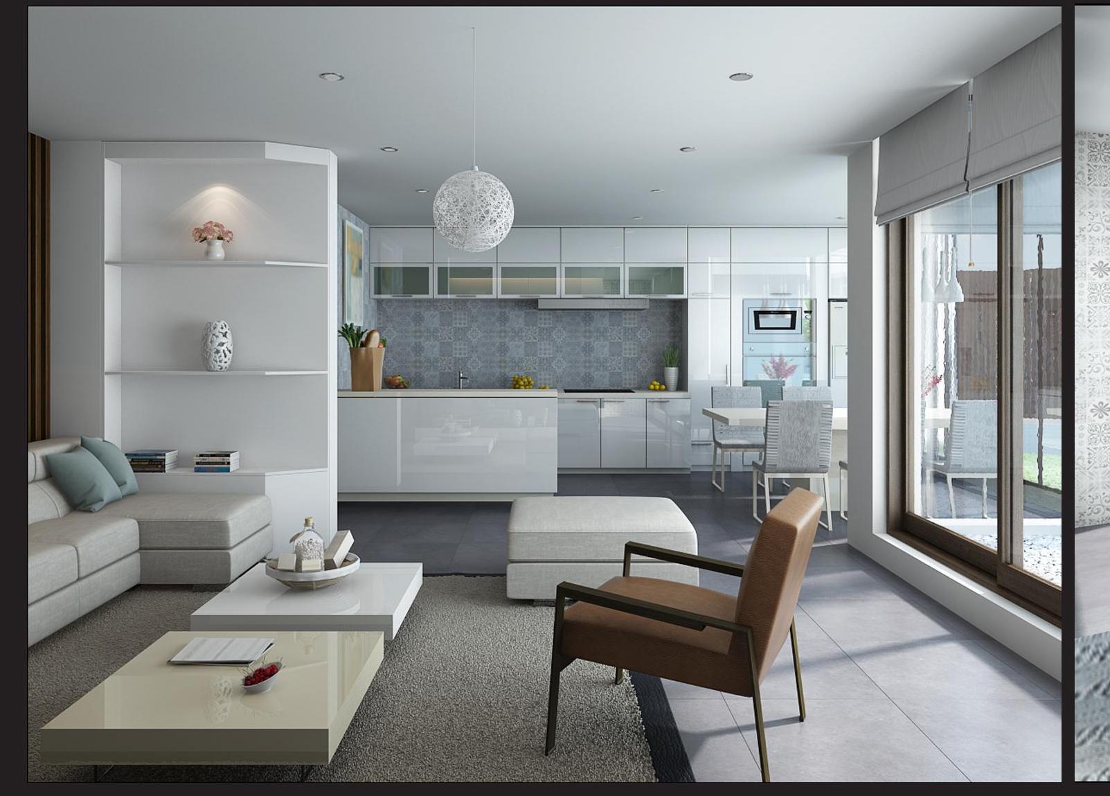 thiết kế nội thất chung cư tại Hồ Chí Minh CĂN HỘ TẠI GEMEK 1 1548663829