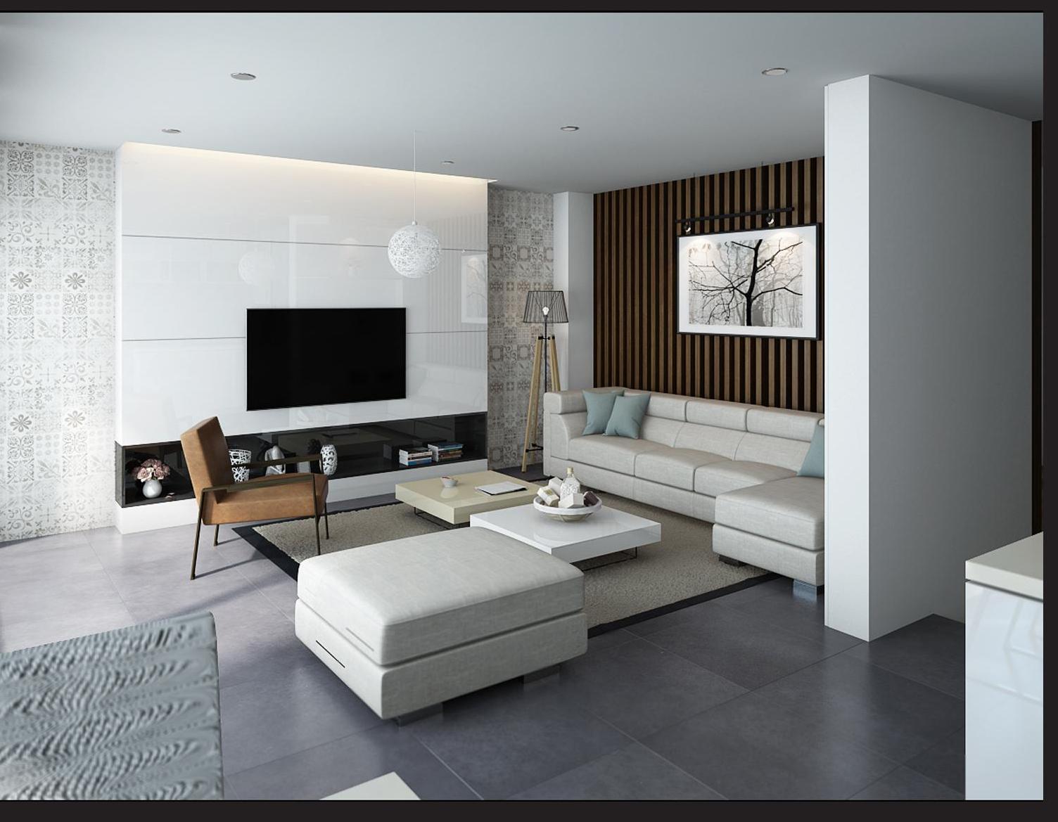 thiết kế nội thất chung cư tại Hồ Chí Minh CĂN HỘ TẠI GEMEK 3 1548663829