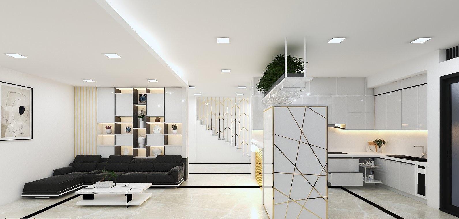 Thiết kế nội thất Biệt Thự tại Khánh Hòa Villa 04 Champa Island Nha Trang 1630291746 3