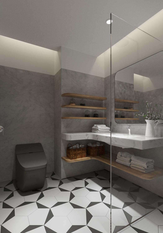 Thiết kế nội thất Chung Cư tại Hà Nội Apartment Old Friend 1589963448 5