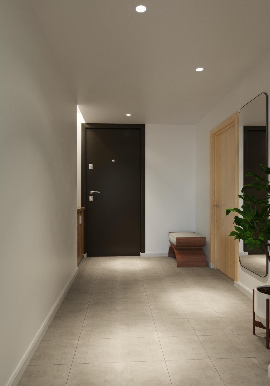 Thiết kế nội thất Chung Cư tại Hà Nội Apartment Old Friend 1589963449 0