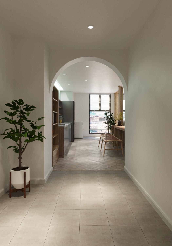 Thiết kế nội thất Chung Cư tại Hà Nội Apartment Old Friend 1589963449 2
