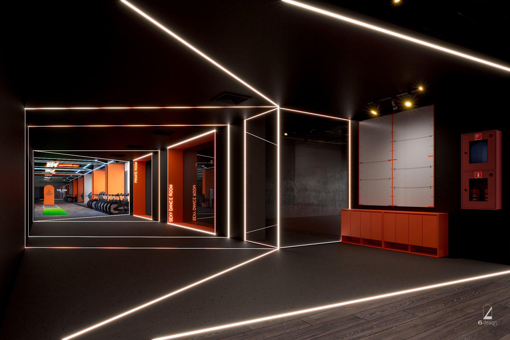 Thiết kế nội thất Công Trình Công Cộng tại Hà Nội THIẾT KẾ NỘI THẤT PHÒNG GYM HÀ ĐÔNG PLUS 1631332914 7