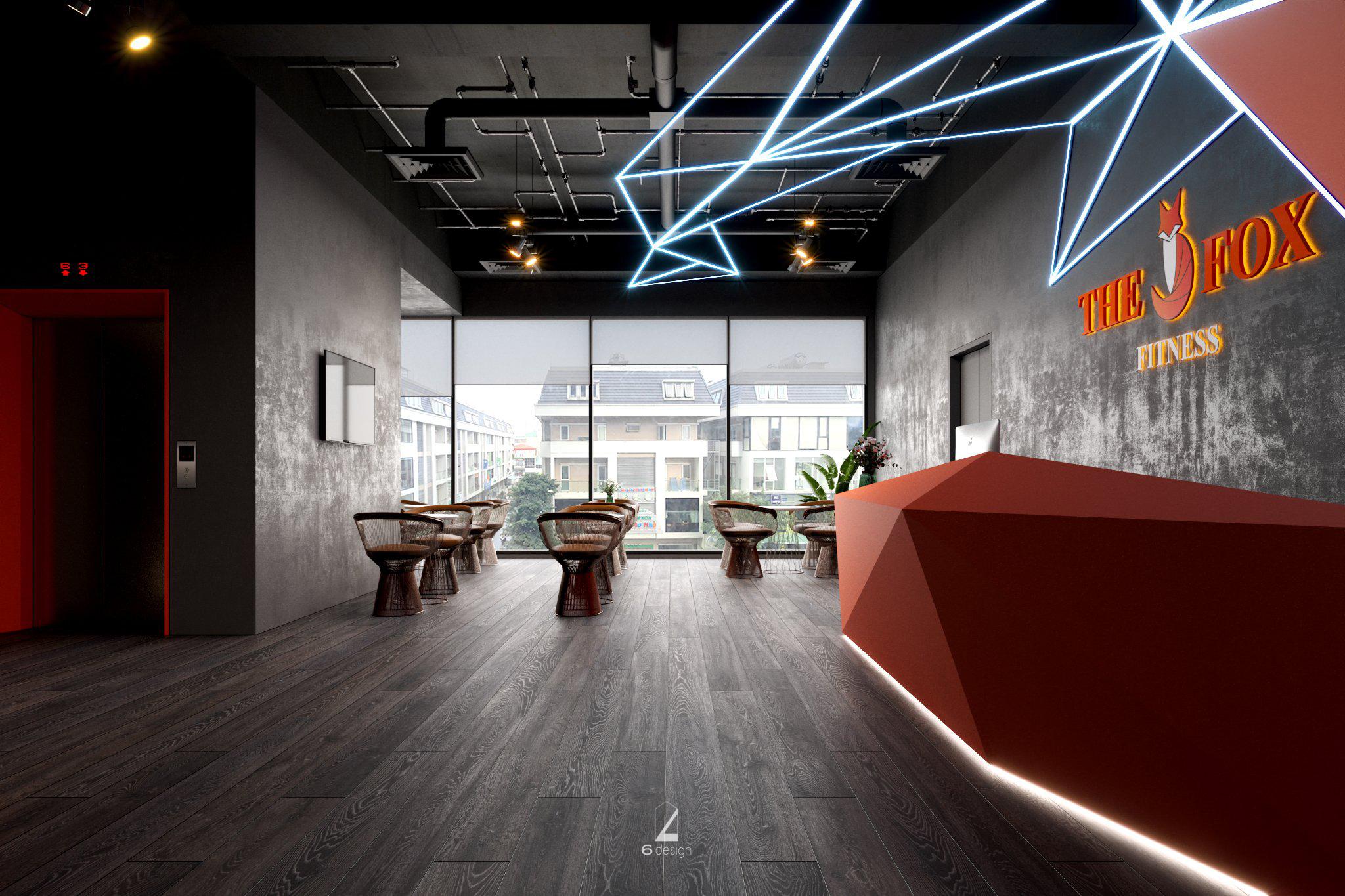 Thiết kế nội thất Công Trình Công Cộng tại Hà Nội THIẾT KẾ NỘI THẤT PHÒNG GYM HÀ ĐÔNG PLUS 1631333000 8
