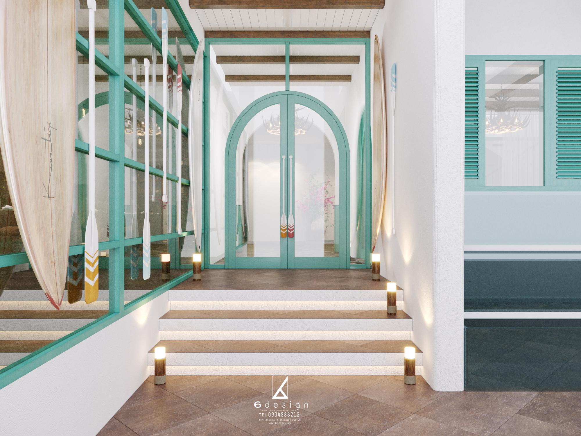 Thiết kế nội thất Nhà Hàng tại Hà Nội NHÀ HÀNG THẾ GIỚI HẢI SẢN 1590724251 6