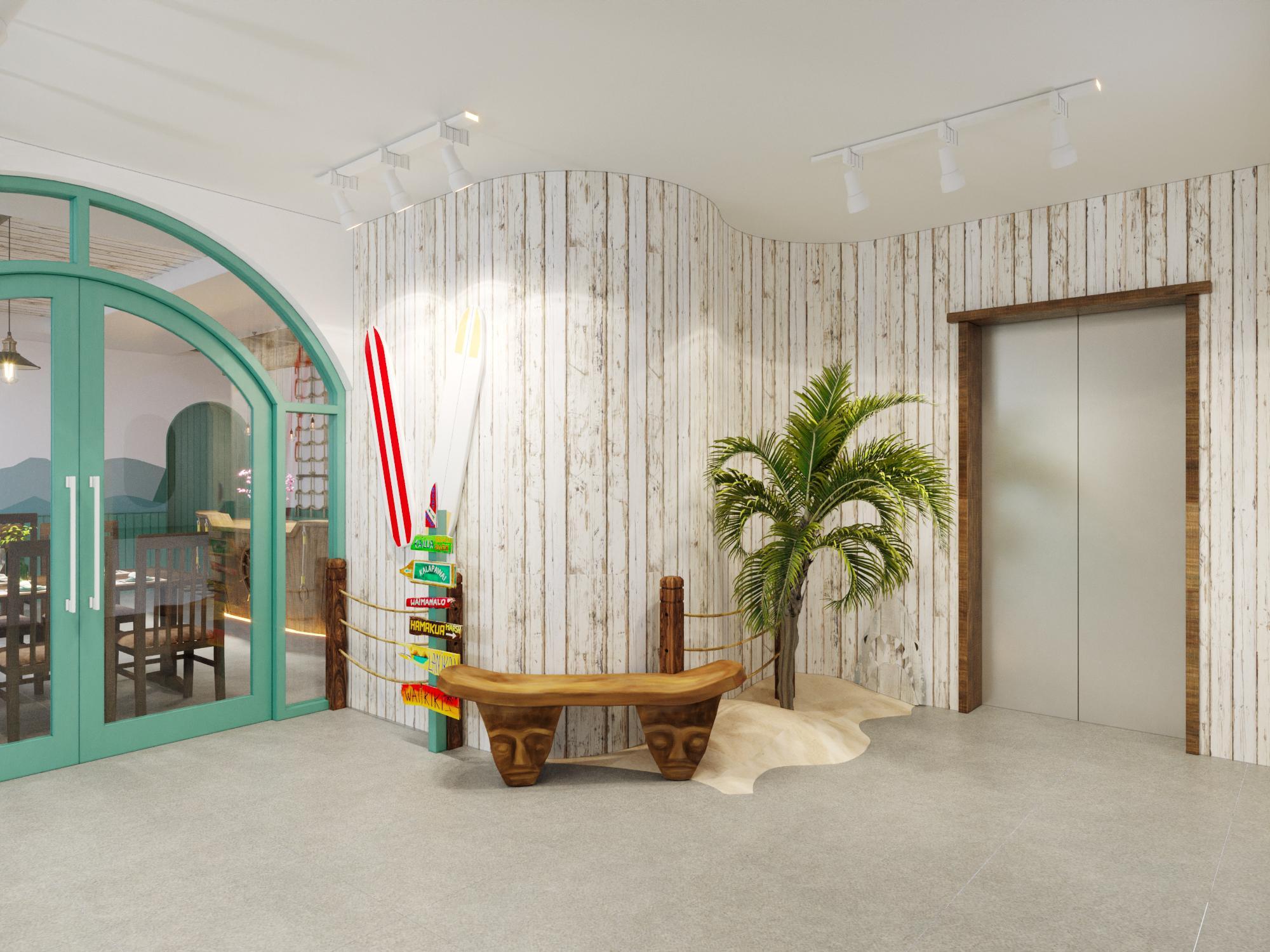 Thiết kế nội thất Nhà Hàng tại Hà Nội NHÀ HÀNG THẾ GIỚI HẢI SẢN 1590724252 11