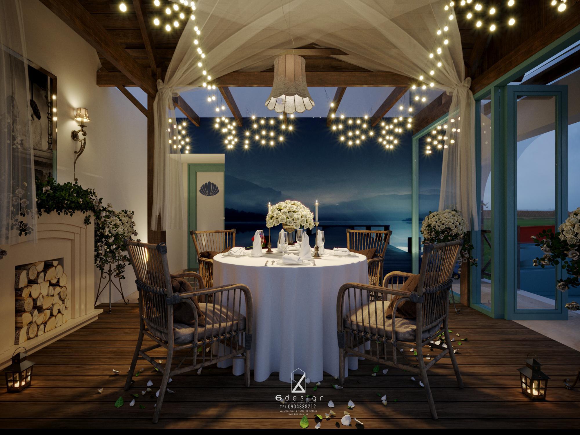 Thiết kế nội thất Nhà Hàng tại Hà Nội NHÀ HÀNG THẾ GIỚI HẢI SẢN 1590724252 12
