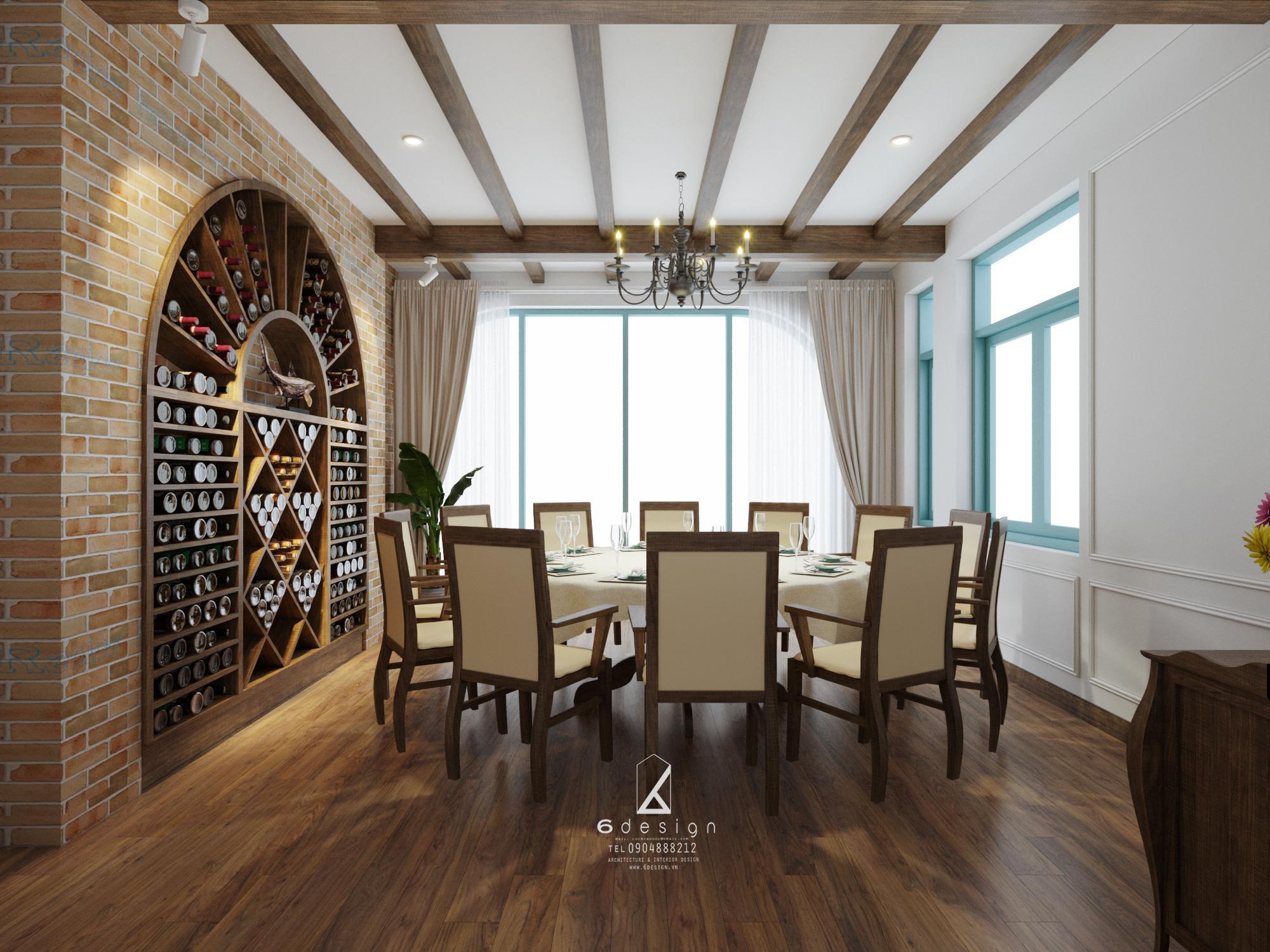 Thiết kế nội thất Nhà Hàng tại Hà Nội NHÀ HÀNG THẾ GIỚI HẢI SẢN 1590724252 7