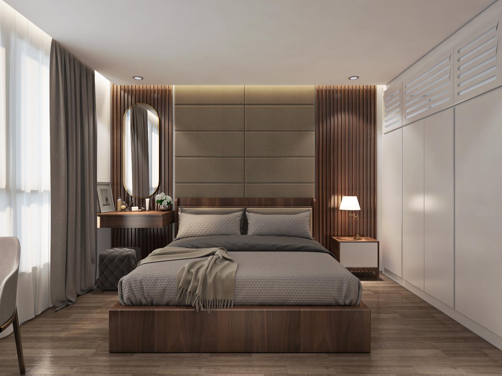 Thiết kế nội thất Chung Cư tại Hà Nội 6 Element Apartment 1584606767 6