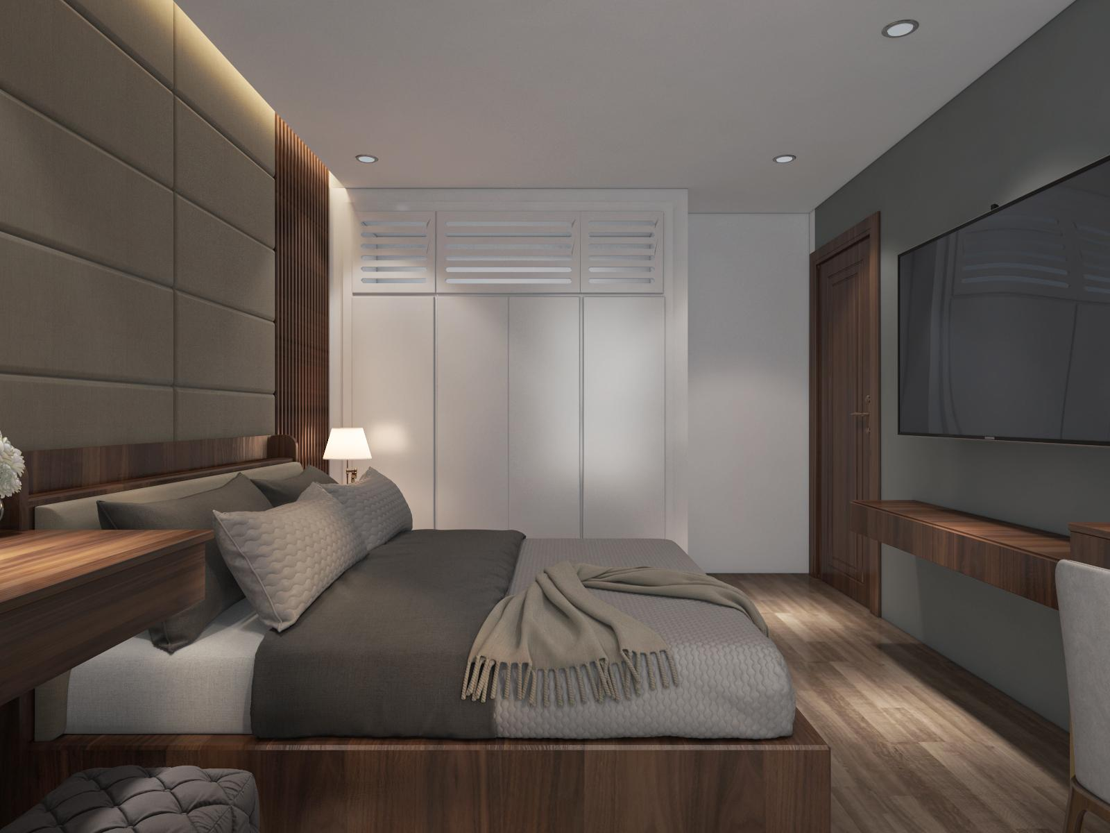 Thiết kế nội thất Chung Cư tại Hà Nội 6 Element Apartment 1584606767 7