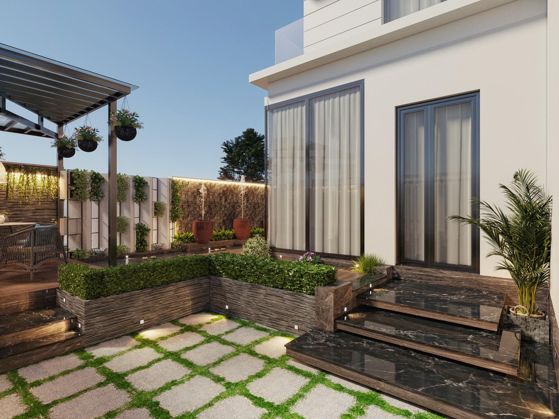 Thiết kế Biệt Thự tại Hải Phòng Vila_02 1575349948 0