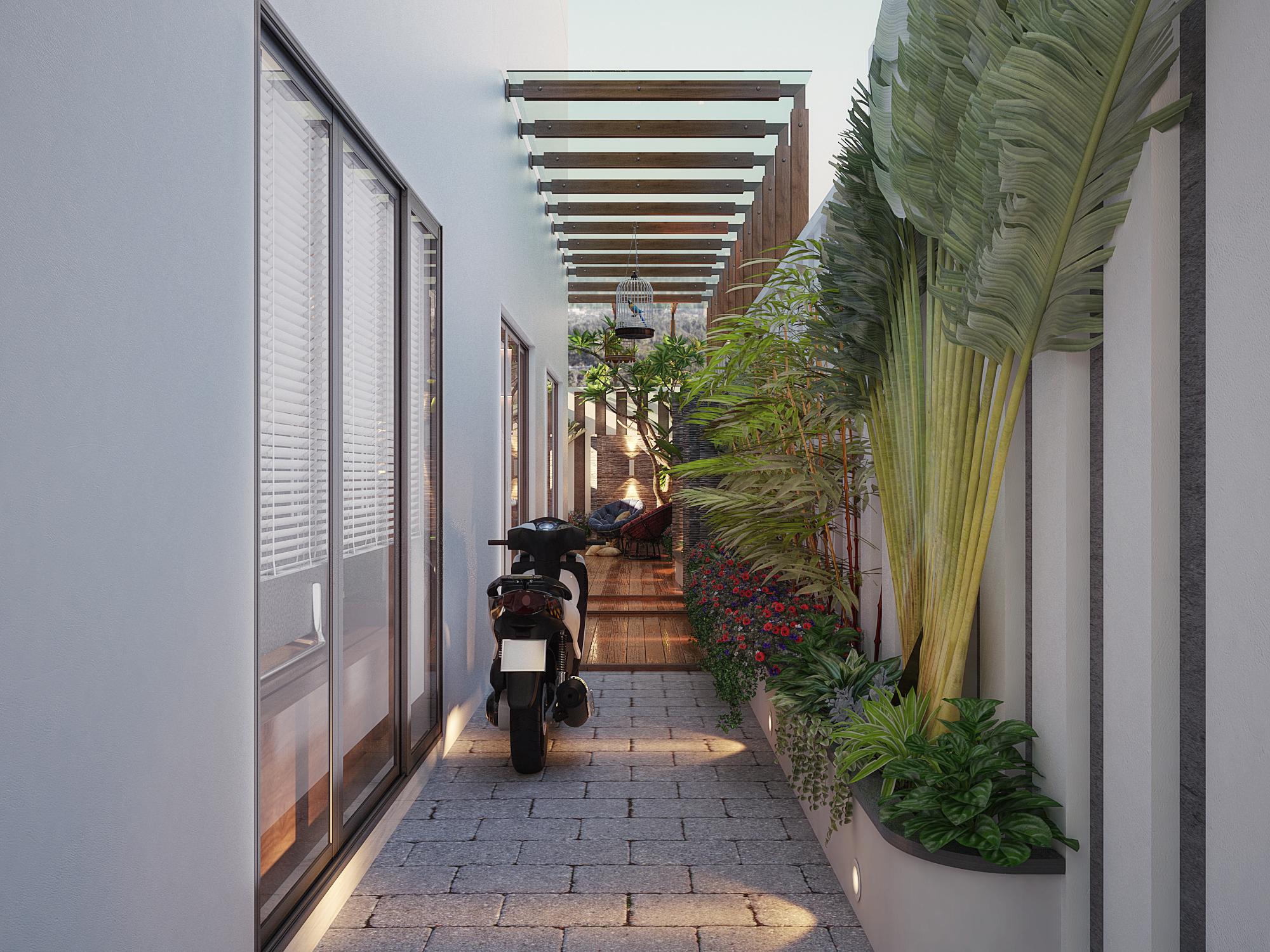 Thiết kế nội thất Biệt Thự tại Sơn La INTERIORO _02 1575334958 4