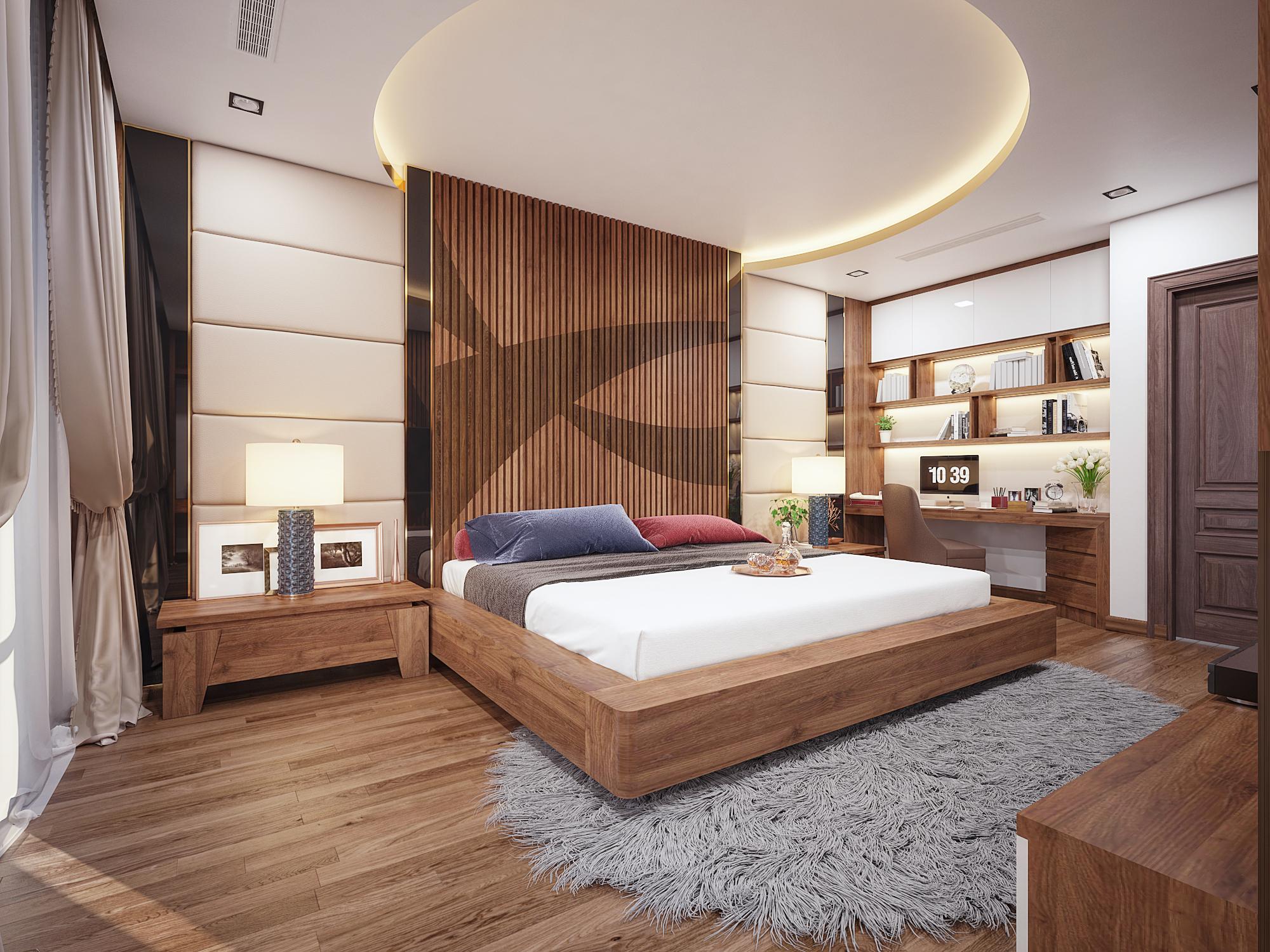 Thiết kế nội thất Biệt Thự tại Sơn La INTERIORO _02 1575334961 10
