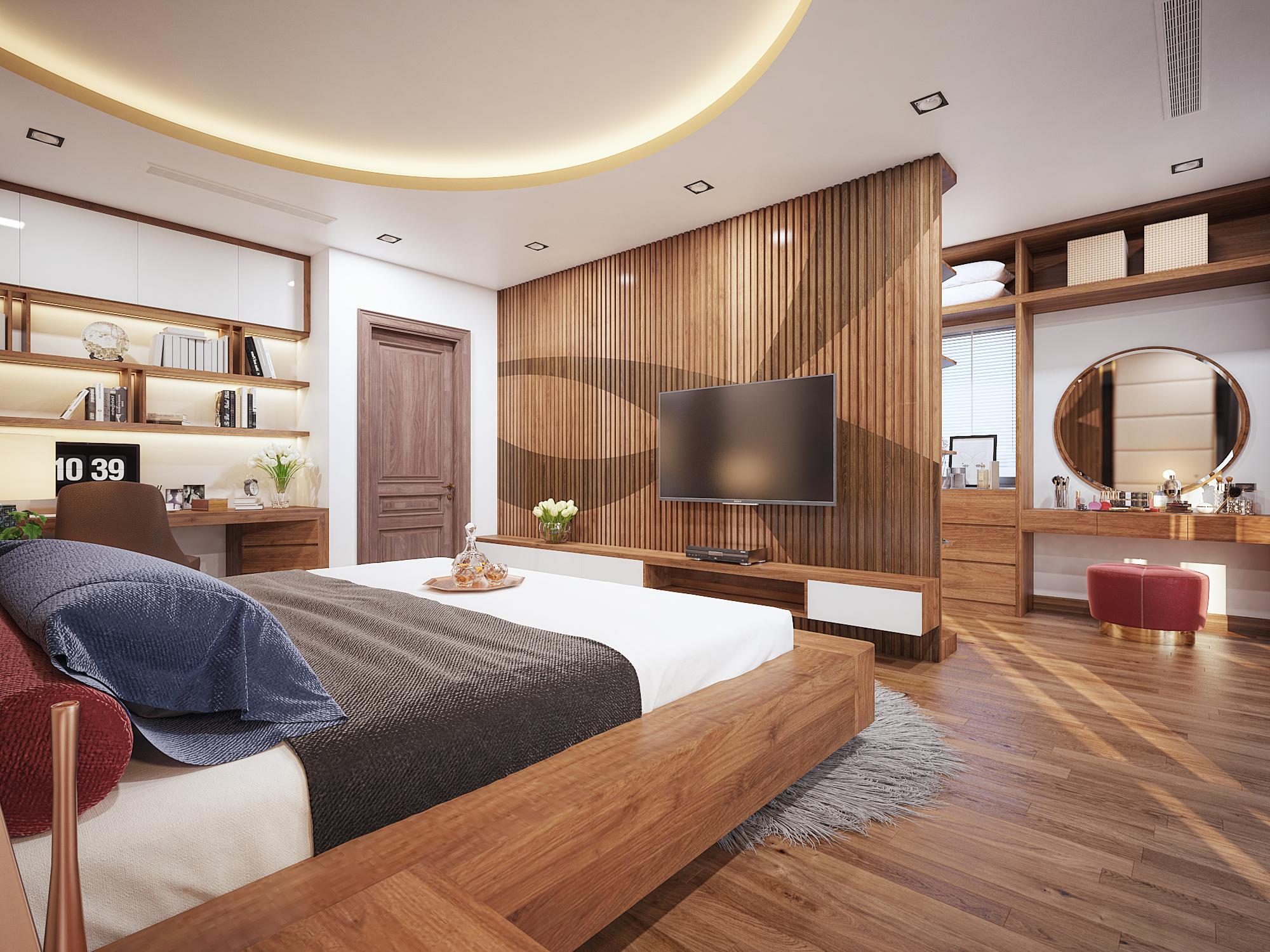 Thiết kế nội thất Biệt Thự tại Sơn La INTERIORO _02 1575334963 12