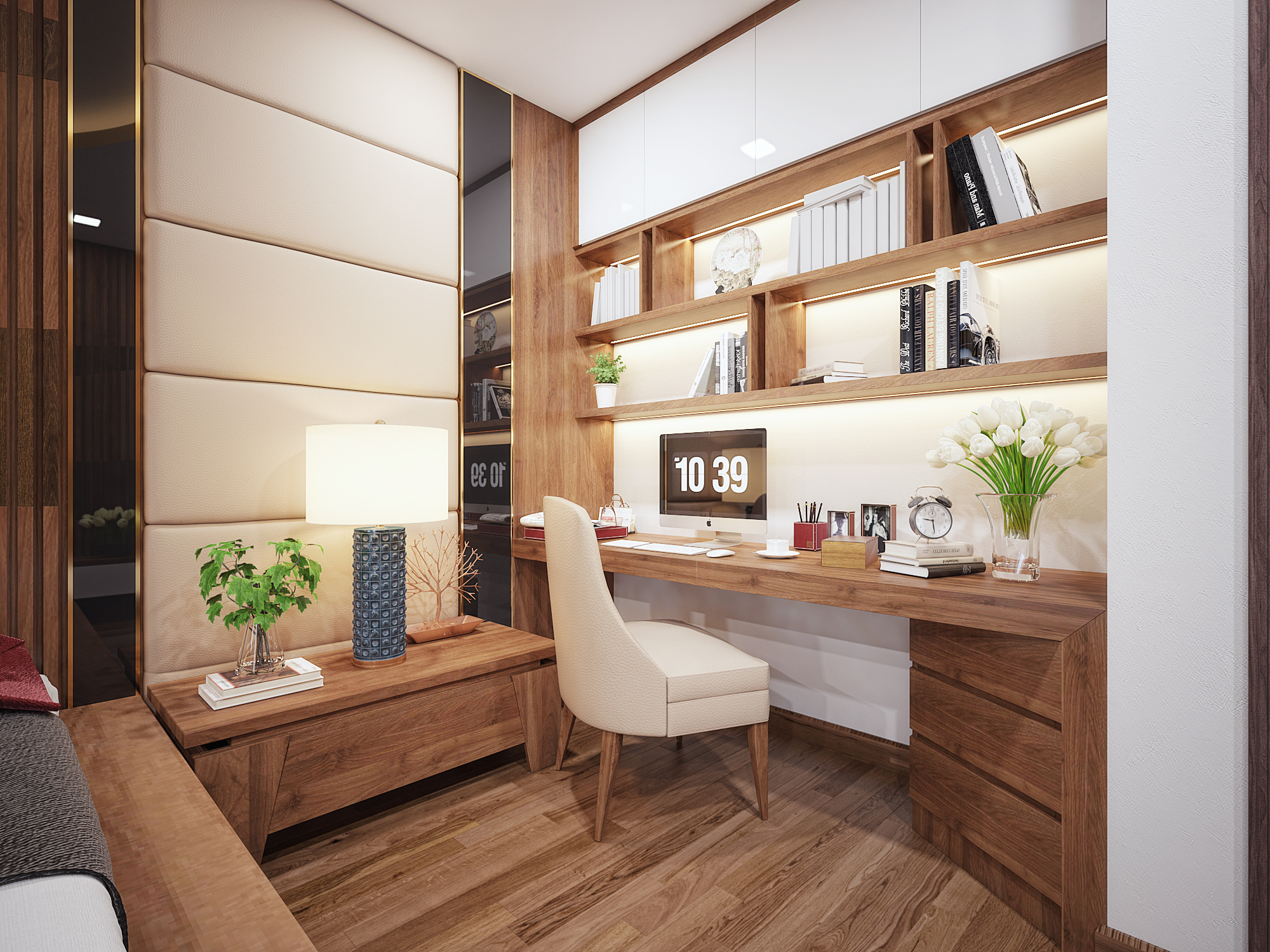 Thiết kế nội thất Biệt Thự tại Sơn La INTERIORO _02 1575334963 13
