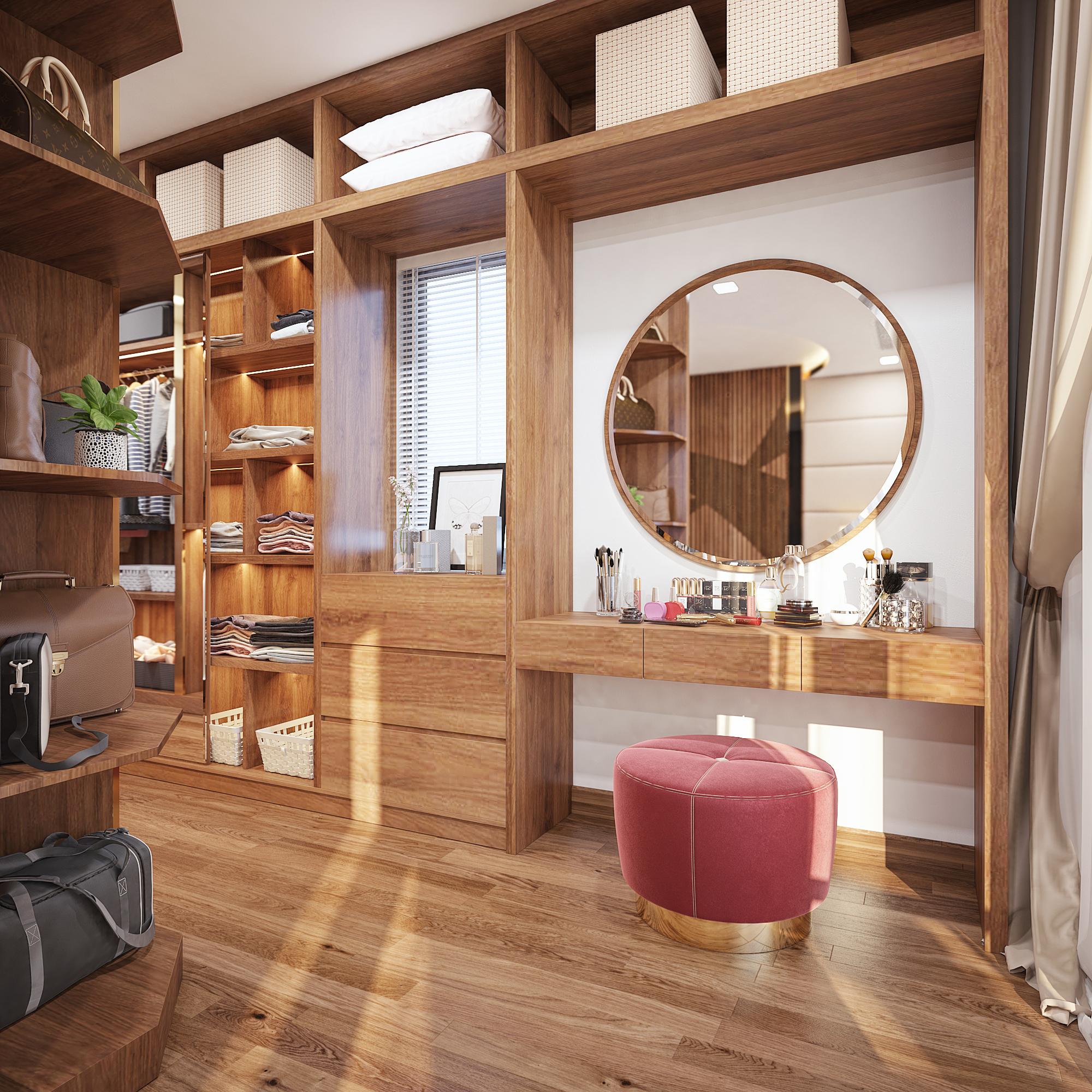 Thiết kế nội thất Biệt Thự tại Sơn La INTERIORO _02 1575334965 14