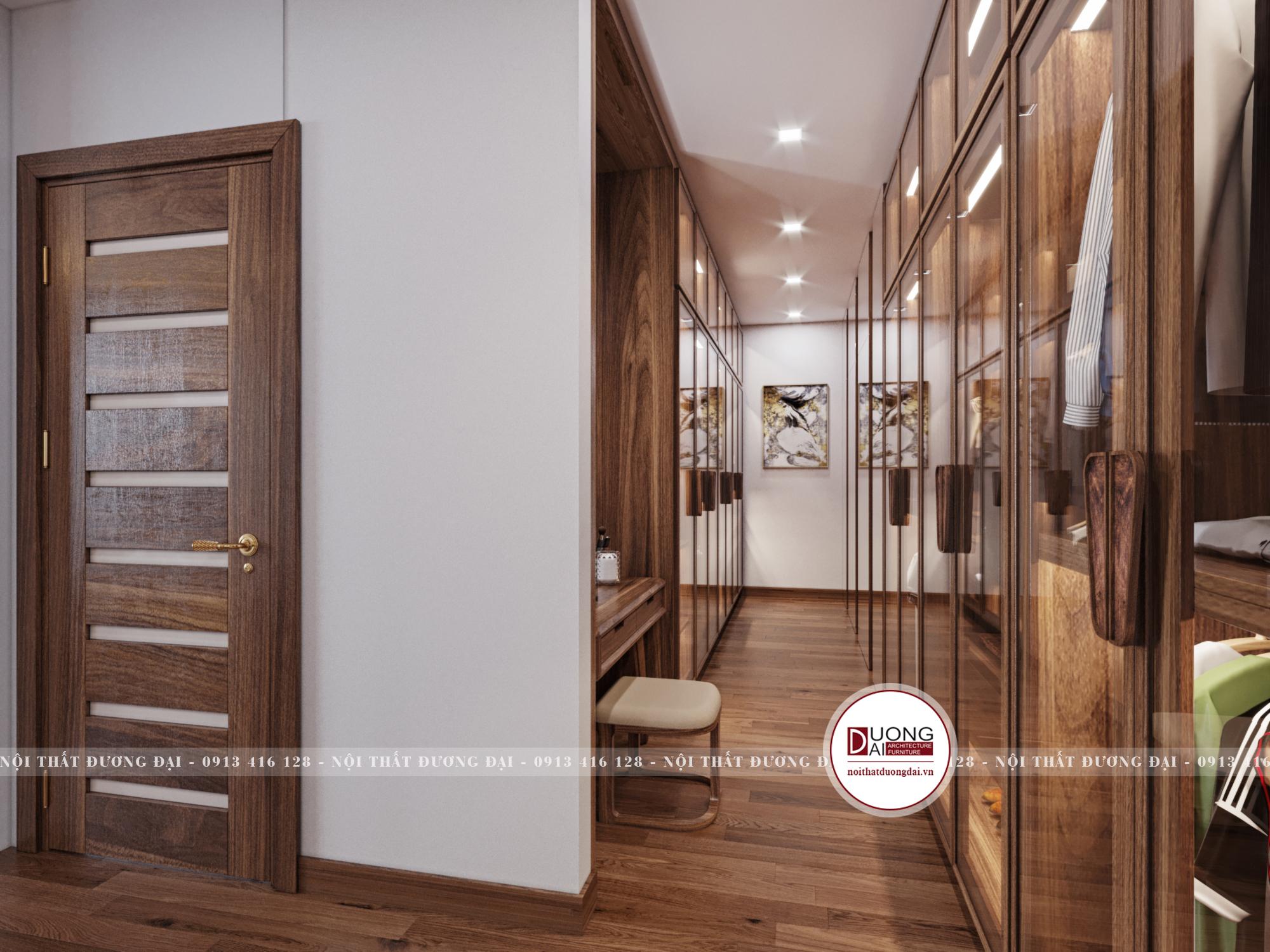 Thiết kế nội thất Chung Cư tại Hà Nội SKY VILLA 01 TẦNG 2 1632153747 7