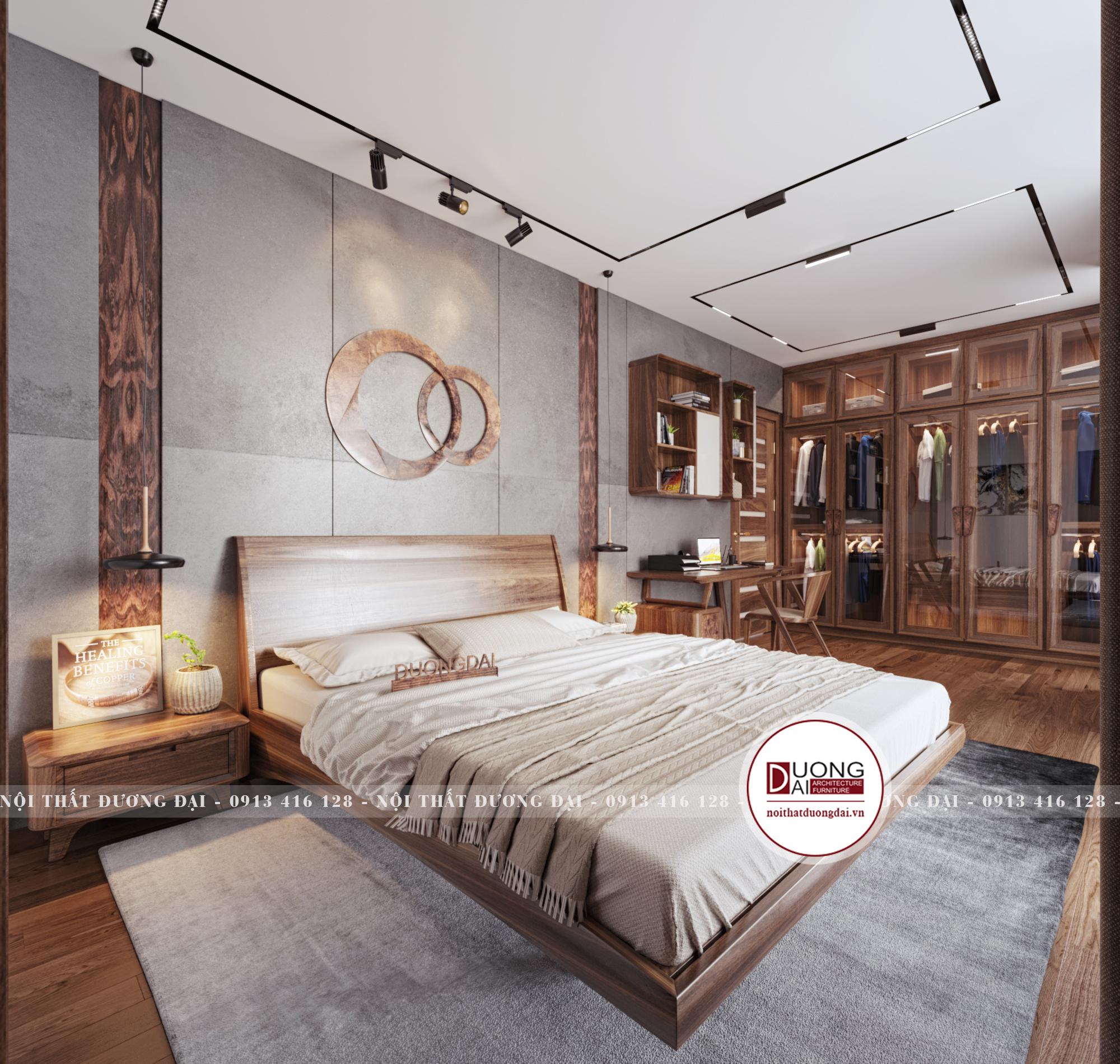 Thiết kế nội thất Chung Cư tại Hà Nội SKY VILLA 01 TẦNG 2 1632153748 10