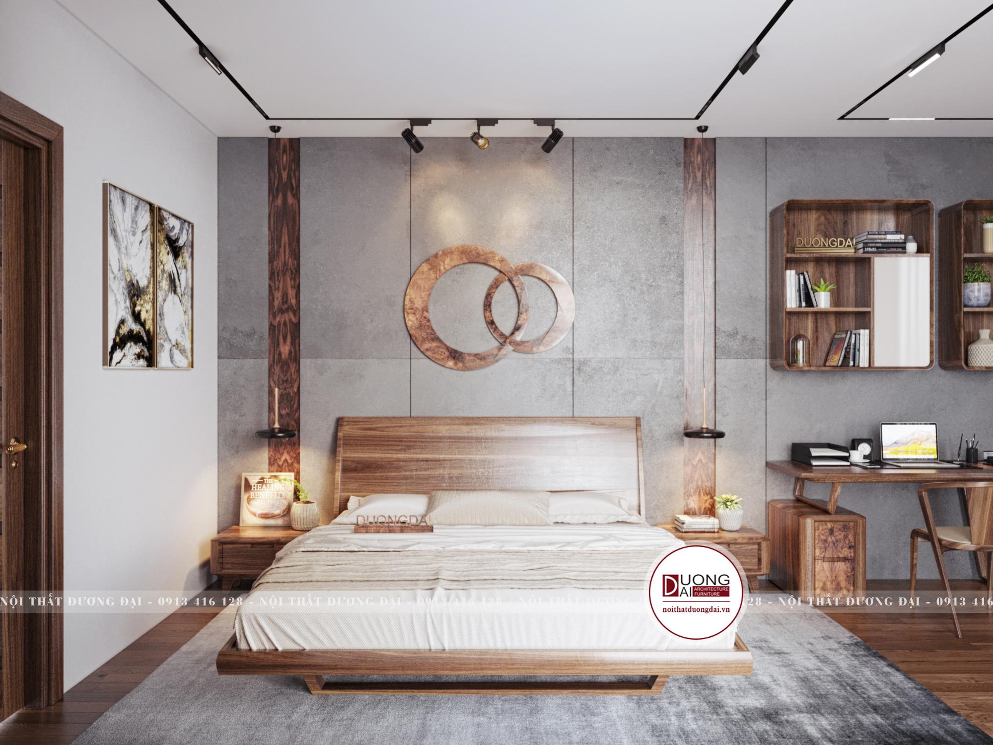 Thiết kế nội thất Chung Cư tại Hà Nội SKY VILLA 01 TẦNG 2 1632153748 11