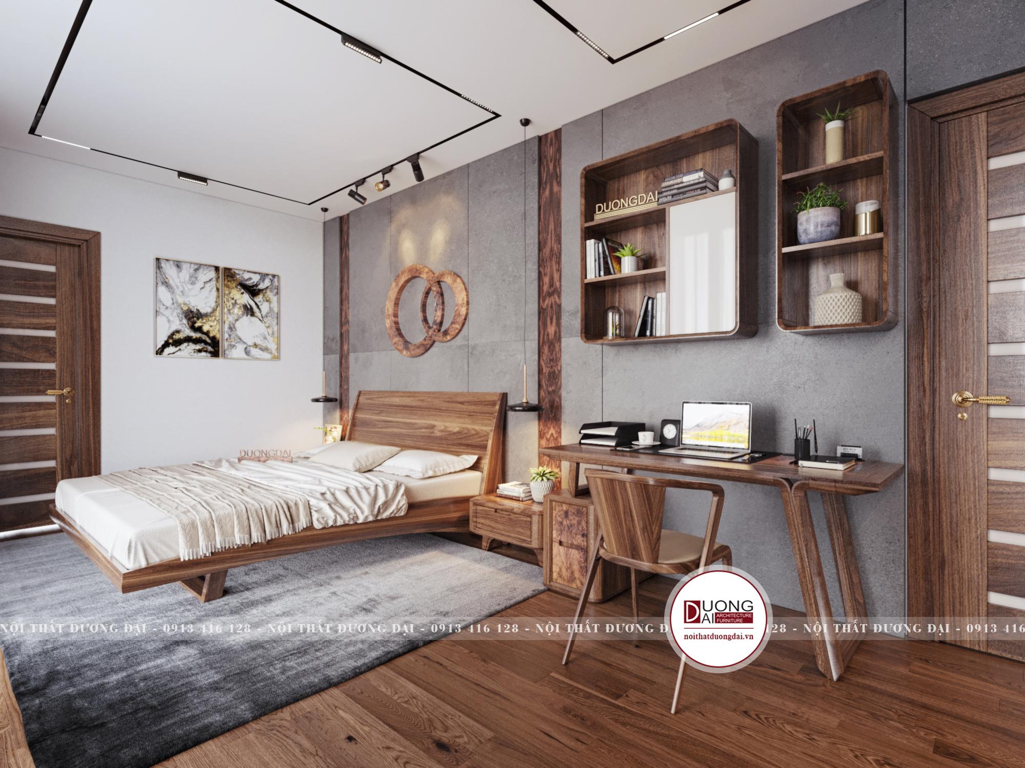 Thiết kế nội thất Chung Cư tại Hà Nội SKY VILLA 01 TẦNG 2 1632153748 12