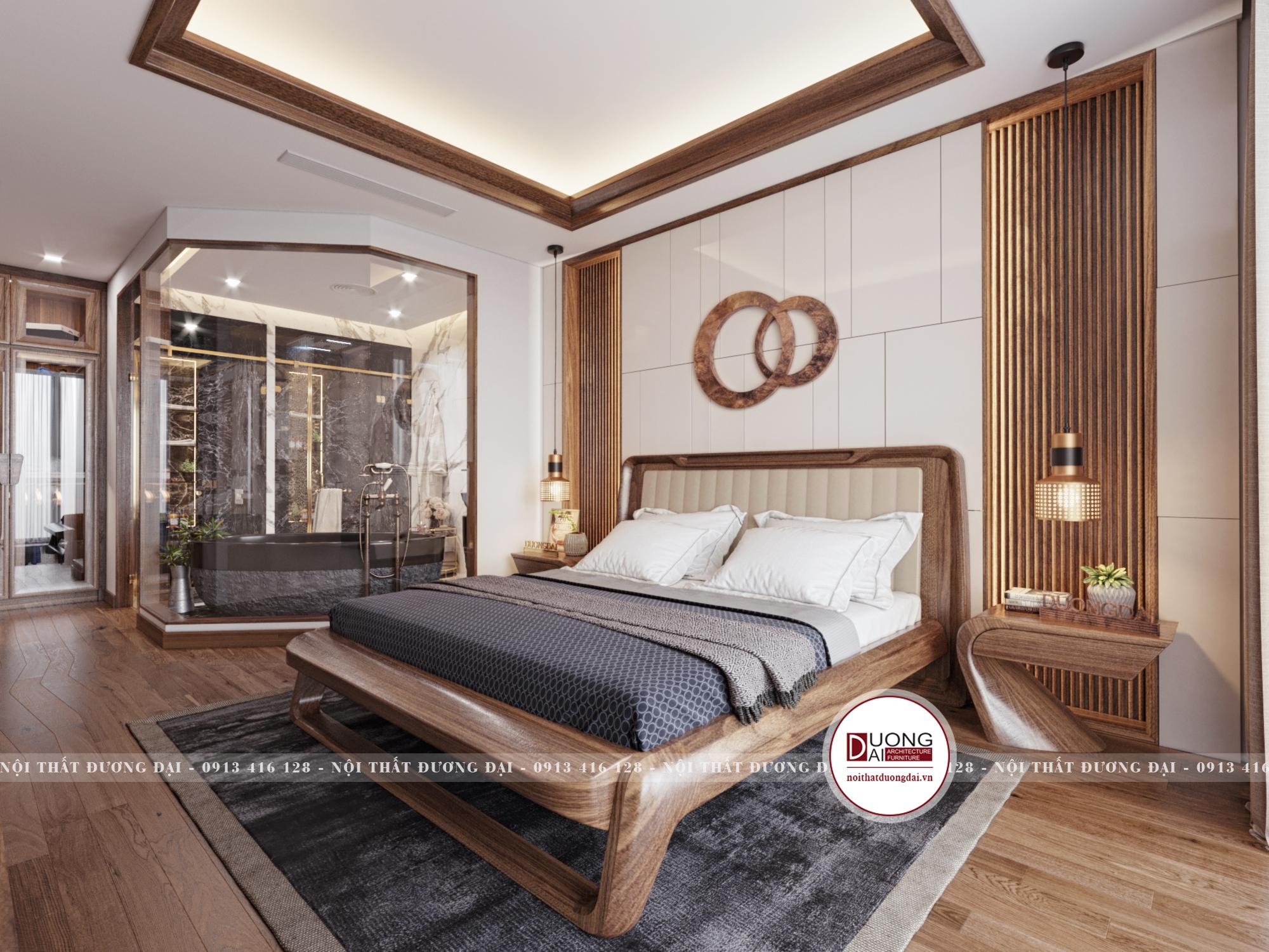 Thiết kế nội thất Chung Cư tại Hà Nội SKY VILLA 01 TẦNG 2 1632153748 6