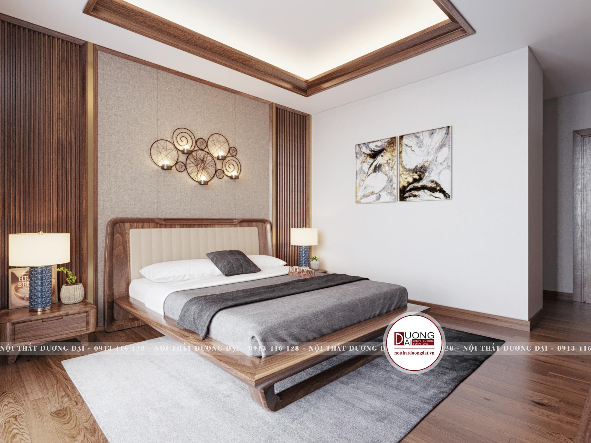 Thiết kế nội thất Chung Cư tại Hà Nội SKY VILLA 01 TẦNG 2 1632153749 14