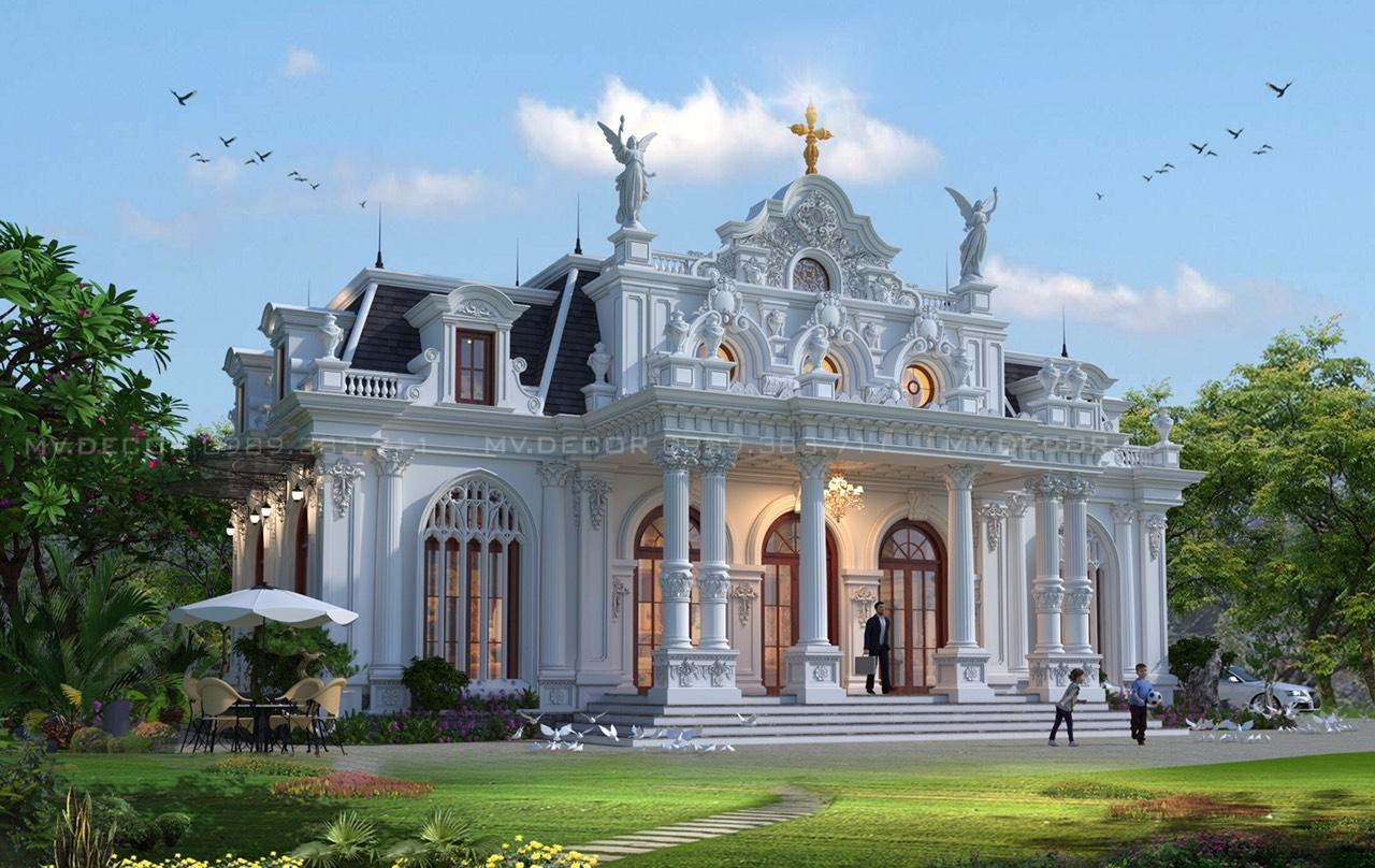 thiết kế Nhà tại Phú Thọ nhà thờ tại việt trì 1 1568276954