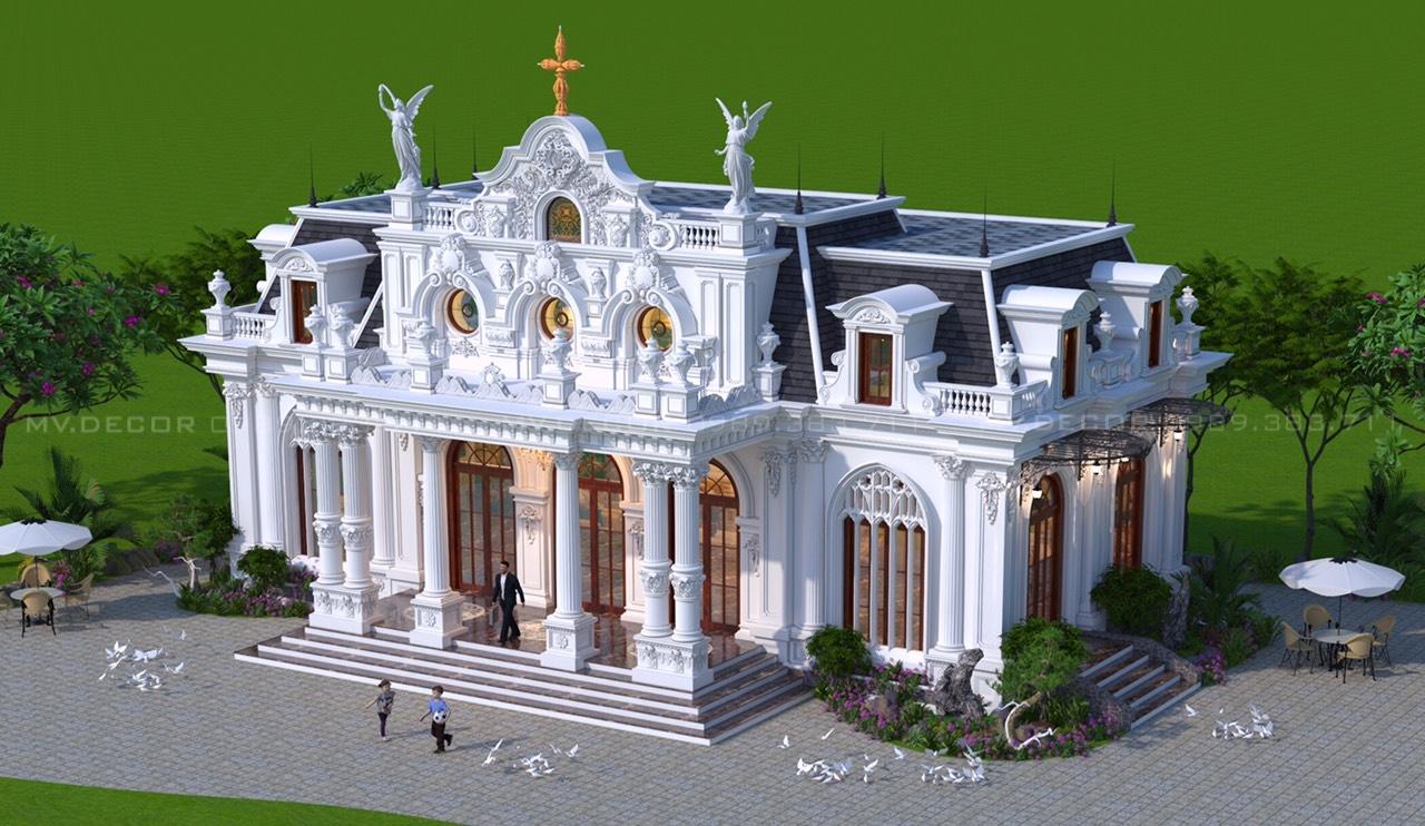 thiết kế Nhà tại Phú Thọ nhà thờ tại việt trì 2 1568276954