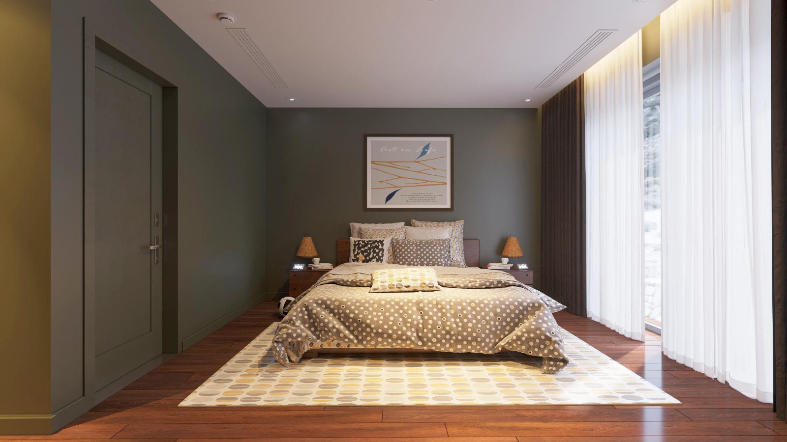 thiết kế Nội thất Biệt Thự 3 tầng biệt thự bt25 splendora mới (lakeside splendora)117