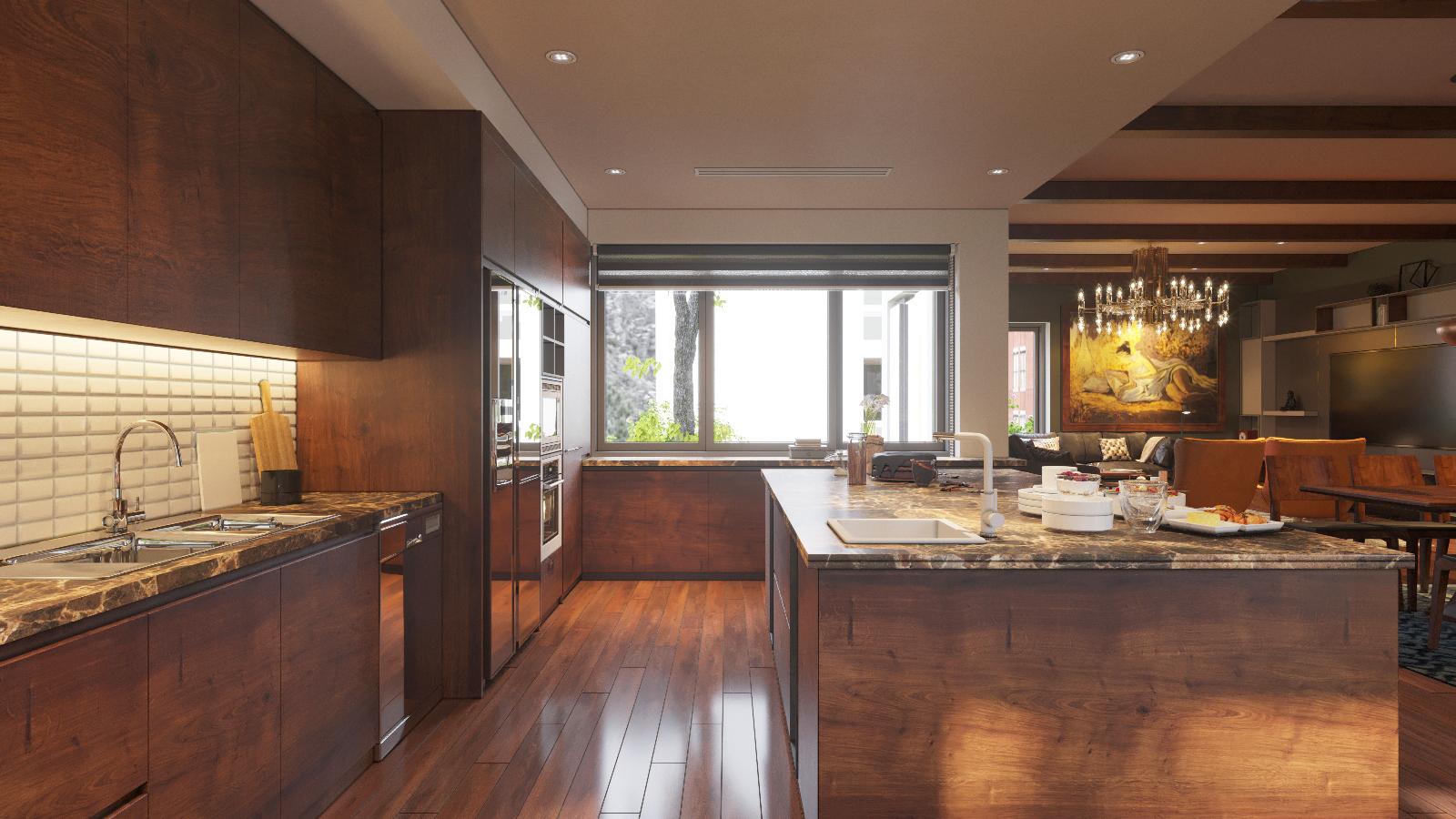 thiết kế Nội thất Biệt Thự 3 tầng biệt thự bt25 splendora mới (lakeside splendora)48