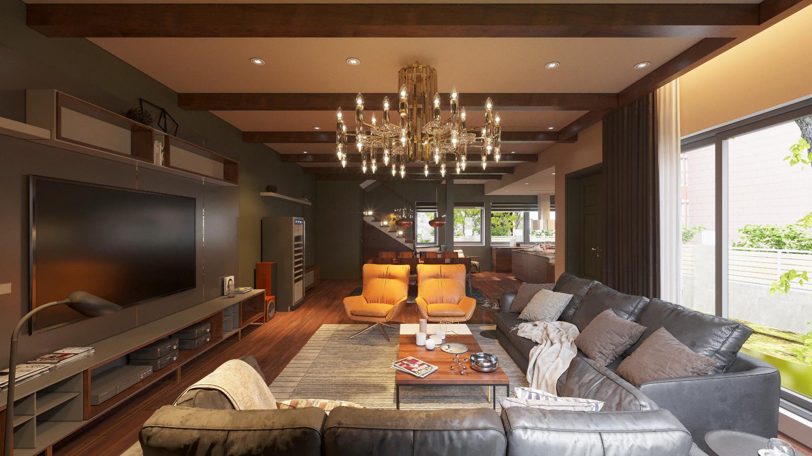 thiết kế Nội thất Biệt Thự 3 tầng biệt thự bt25 splendora mới (lakeside splendora)51