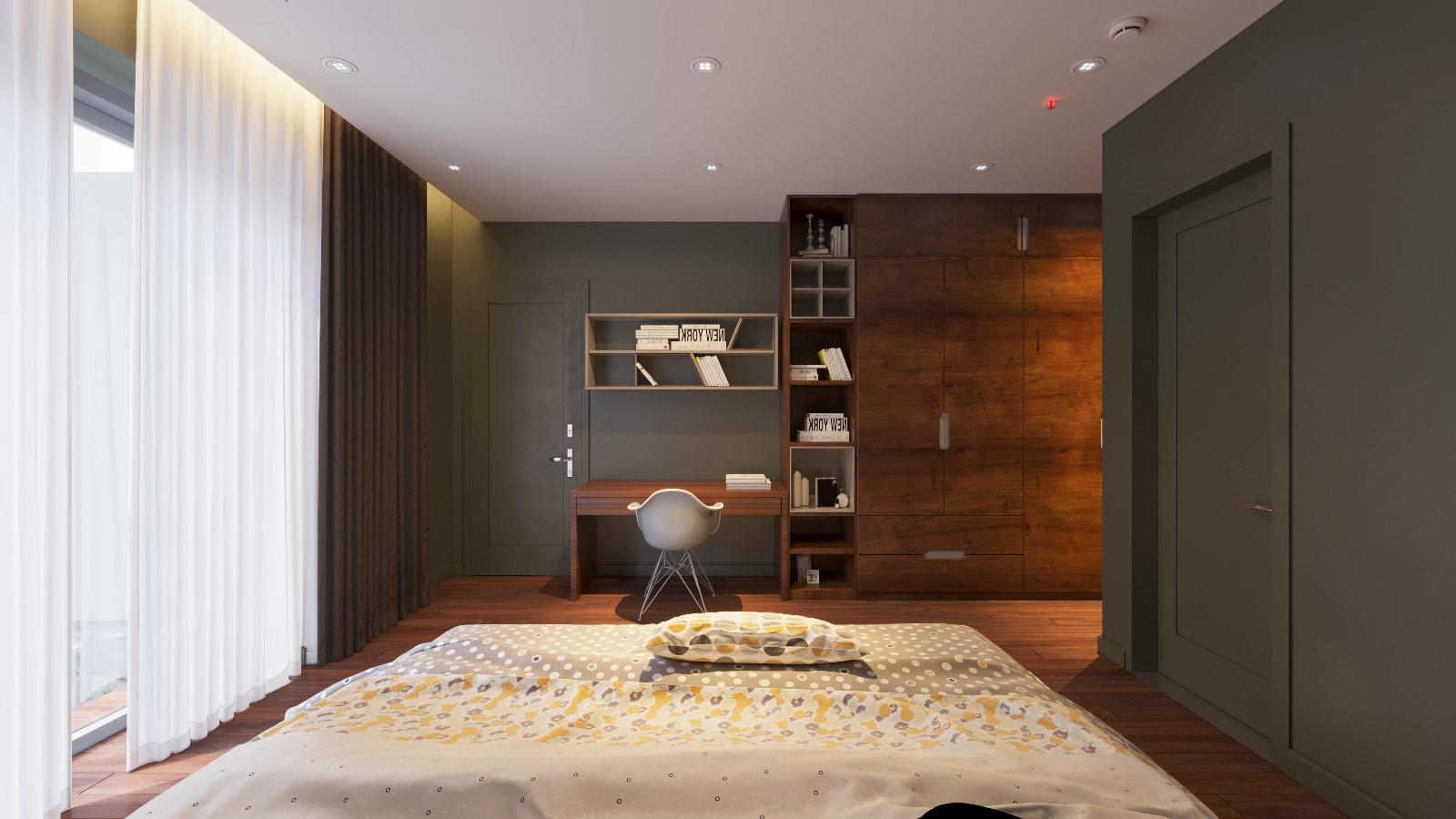 thiết kế Nội thất Biệt Thự 3 tầng biệt thự bt25 splendora mới (lakeside splendora)150