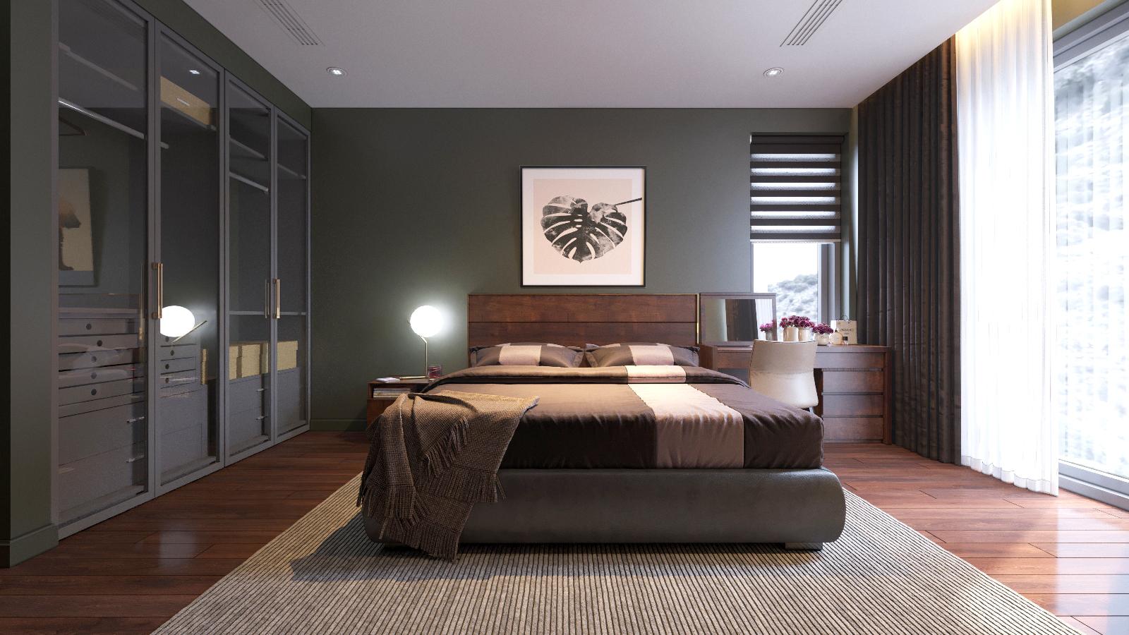 thiết kế Nội thất Biệt Thự 3 tầng biệt thự bt25 splendora mới (lakeside splendora)162