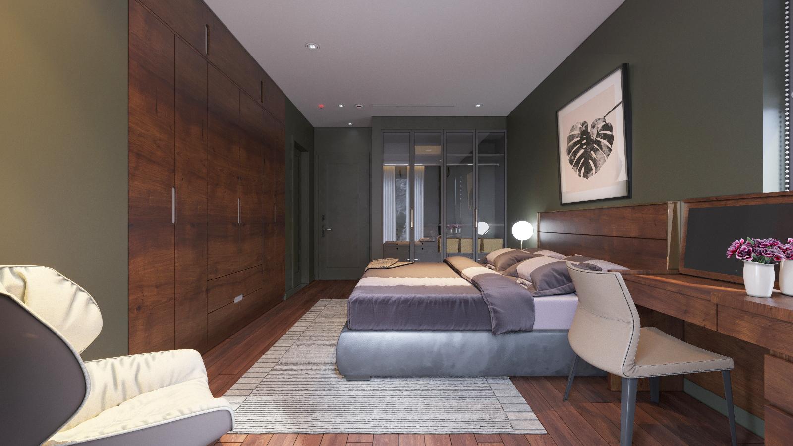 thiết kế Nội thất Biệt Thự 3 tầng biệt thự bt25 splendora mới (lakeside splendora)180
