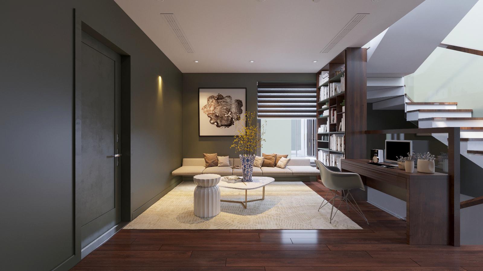 thiết kế Nội thất Biệt Thự 3 tầng biệt thự bt25 splendora mới (lakeside splendora)248