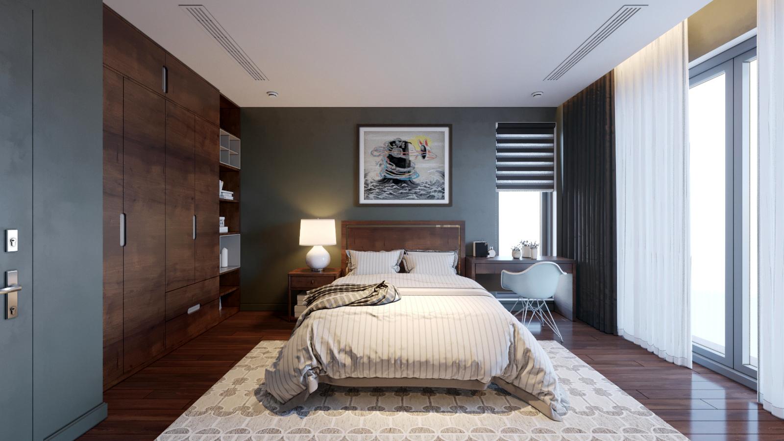 thiết kế Nội thất Biệt Thự 3 tầng biệt thự bt25 splendora mới (lakeside splendora)250