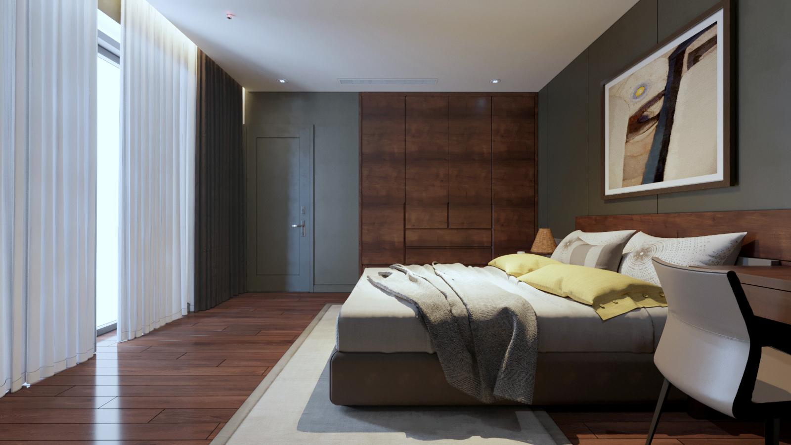 thiết kế Nội thất Biệt Thự 3 tầng biệt thự bt25 splendora mới (lakeside splendora)304