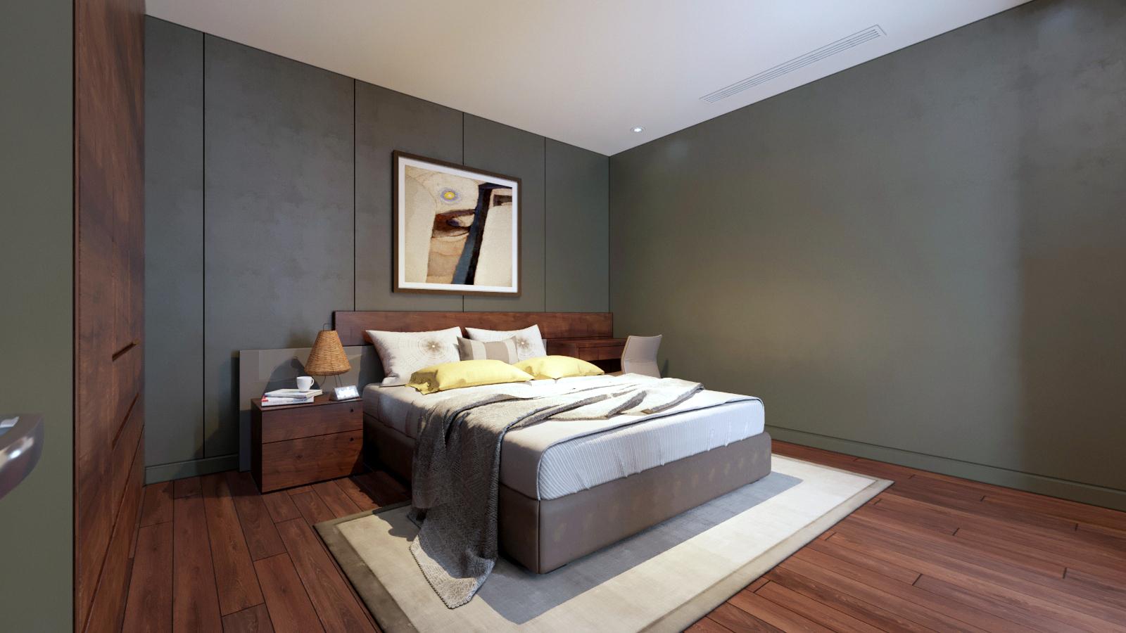 thiết kế Nội thất Biệt Thự 3 tầng biệt thự bt25 splendora mới (lakeside splendora)3110