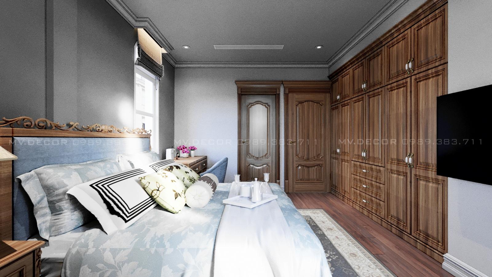 thiết kế nội thất Biệt Thự tại Hải Phòng BT VINHOME HẢI PHÒNG 10 1562719450